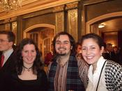 "Visit of the Opera ""The Magic Flute"""
