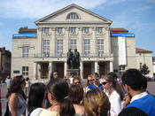 Excursion to Weimar