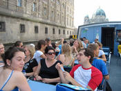 River Boat Tour through Downtown Berlin