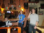Karaoke Evening FUBiS term I 2014