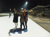 Ice Skating FUBiS Term I 2014