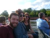 River Boat Tour