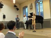"Music Composition Course Concert ""New Songs - Neue Lieder"""
