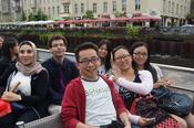 Boattrip on the Spree