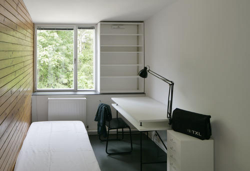 Room at Studentendorf