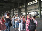 Tempelhof Exkursion